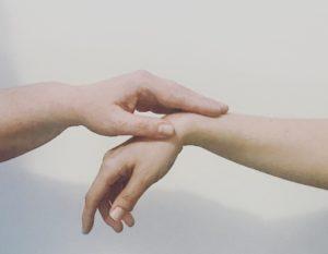 Toucher musculaire en Kinésiologie
